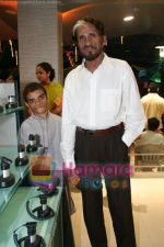 Mac Mohan at Six Sense store launch in Prabhadevi on May 22nd 2008(3).JPG