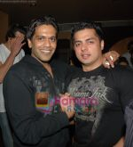 Rocky S, Bunty Sajdeh at IPL match Victory Celebration in Henry Tham on May 21st 2008(14).jpg