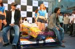 Kunal Khemu promotes Pepe Jeans at F1 event in Phoenix Mills on May 24th 2008 (4).JPG