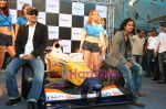 Kunal Khemu promotes Pepe Jeans at F1 event in Phoenix Mills on May 24th 2008 (5).JPG