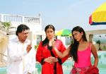 Mithun Chakraborty and Hrishita Bhatt (R) in a still from the movie Don Muthuswami.jpg