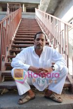 Nana Patekar at the Location of HORN OK PLEASE in Filmistan on May 24th 2008 (7).JPG