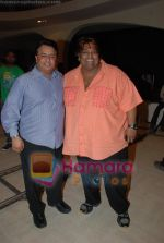 Kumar Mangat, Ganesh Acharya at Haal E Dill song picturisation in Filmistan on May 25th 2008(24).JPG