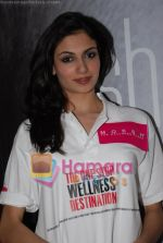 at Femina Miss India in Paassion Yoga Centre, Breach Candy on May 28th 2008(7).JPG
