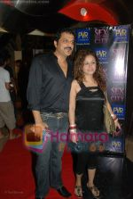 Vandana Sajnani and Rajesh Khattar at the Premiere of Sex and The City in PVR on June 4th 2008(94).jpg