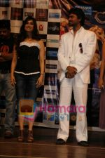 Shipra Singh, Gaurav Chopra  at the Launch of Morani_s musical City of Dreams in Sophia Auditorium on June 6th 2008(6).JPG