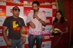 Akshaye Khanna on the sets of Big Fm 92.7 in Big Fm, Andheri on June 6th 2008(5).JPG