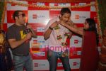 Akshaye Khanna on the sets of Big Fm 92.7 in Big Fm, Andheri on June 6th 2008(7).JPG