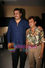 Ajit Khan at the launch of German-based singer Kamal Maharshi_s album in D Uktimate Club on 10th June 2008(2).JPG