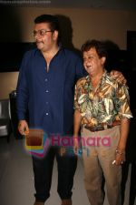 Ajit Khan at the launch of German-based singer Kamal Maharshi_s album in D Uktimate Club on 10th June 2008(3).JPG