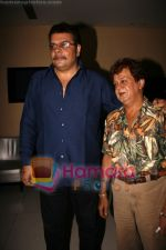 Ajit Khan at the launch of German-based singer Kamal Maharshi_s album in D Uktimate Club on 10th June 2008(4).JPG
