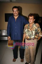 Ajit Khan at the launch of German-based singer Kamal Maharshi_s album in D Uktimate Club on 10th June 2008(42).JPG