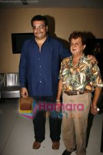Ajit Khan at the launch of German-based singer Kamal Maharshi_s album in D Uktimate Club on 10th June 2008(5).JPG