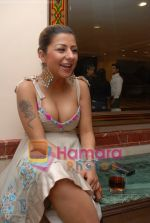 Hard Kaur at Kismat Konnection music launch in Intercontinnental Sahar on 17th June 2008(5).JPG