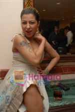 Hard Kaur at Kismat Konnection music launch in Intercontinnental Sahar on 17th June 2008(6).JPG