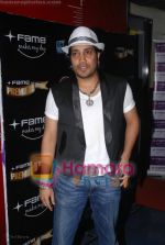 Mika Singh at Get Smart Premiere in Fame on 18th June 2008(2).JPG