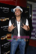 Mika Singh at Get Smart Premiere in Fame on 18th June 2008(3).JPG