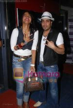 Neetu Chandra, Mika Singh at Get Smart Premiere in Fame on 18th June 2008(4).JPG
