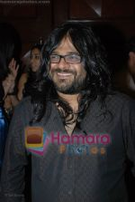 Pritam Chakraborty at Kismat Konnection music launch in Intercontinnental Sahar on 17th June 2008(2).JPG