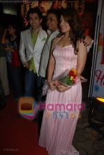 Nakuul Mehta, Amita Pathak, Kumar Mangat at the premiere of Haal E Dil in Cinemax on 19th June 2008(2).JPG