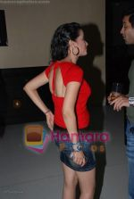 at TV actress Roma Roma Navani birthday bash in D Ultimate Club on 19th June 2008(16).JPG