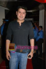 Sajid Khan at the premiere of Sanai Chaughde in PVR on 20th June 2008(2).JPG