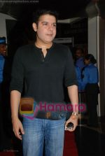 Sajid Khan at the premiere of Sanai Chaughde in PVR on 20th June 2008(3).JPG