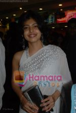 Shreyas Talpade_s wife at the premiere of Sanai Chaughde in PVR on 20th June 2008(21).JPG