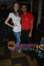 at Kabul Express fame Linda Arsenio birthday bash in Masala  Mantra on 20th June 2008(60).JPG