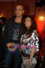 Rohit Roy, Manasi Joshi at 9X Jalwa Bash at The Club on June 21st 2008 (4).JPG