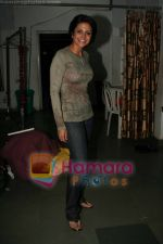 Mandira Bedi at the play Anything But Love in St Andrews on June 22nd 2008(2).jpg