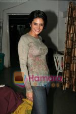 Mandira Bedi at the play Anything But Love in St Andrews on June 22nd 2008(4).jpg