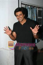 Samir Soni at the play Anything But Love in St Andrews on June 22nd 2008(2).jpg