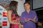 Priyanka Chopra, Harry Baweja  endorses Ira diamonds in Vie Lounge on June 24rd 2008(4).JPG
