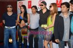 Rachana Maurya, Mika Singh, Sukhbir, Pooja Misra at the launch of Sukhbir_s music album Nachna in Cinemax on June 23rd 2008(21).JPG