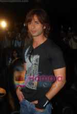 Shahid Kapoor promotes his movie Kismat Konnection in Fame on June 23rd 2008(8).JPG
