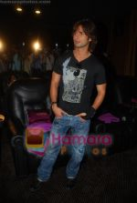 Shahid Kapoor promotes his movie Kismat Konnection in Fame on June 23rd 2008(9).JPG
