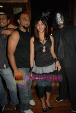 Shruti Hassan at Hard Rock Cafe Live in Hard Rock Cafe on June 24th 2008(8).JPG