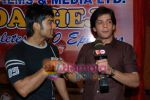 Bhuvnesh Mam at the completion party of 100 episodes of Dahej and Muskan_s birthday bash in Filmalaya on June 26th 2008(16).JPG