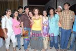 Bhuvnesh Mam, Deepshikha at the completion party of 100 episodes of Dahej and Muskan_s birthday bash in Filmalaya on June 26th 2008(20).JPG