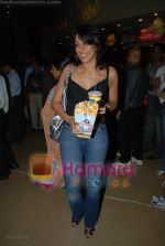 Pooja Bedi at the Premiere of Via Darjeeling in  PVR on June 25th 2008(68).JPG