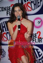 at MTV License to Flirt launch at Taj Hotel on June 25th 2008(14).JPG