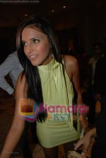 Neha Dhupia at the music launch of Singh is King in Enigma on June 26th 2008(2).JPG