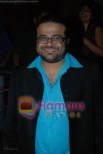 Pritam Chakraborty at the music launch of Singh is King in Enigma on June 26th 2008(89).JPG