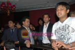 Salman Khan at the music launch of Singh is King in Enigma on June 26th 2008(13).JPG