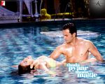 Ameesha Patel, Saif Ali Khan in Thoda Pyaar Thoda Magic Wallpaper (2).jpg