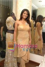 Geeta Basra at the launch of A D Singh_s store in Delhi on June 28th 2008(2).JPG