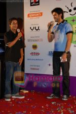 Harman Baweja at Interaction with Kids at Fame, Andheri on June 27th 2008 (22).JPG