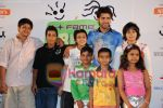 Harman Baweja at Interaction with Kids at Fame, Andheri on June 27th 2008 (31).JPG