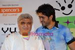 Harman Baweja, Javed Akhtar at Interaction with Kids at Fame, Andheri on June 27th 2008 (6).JPG